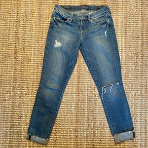 Low Rise Lucky Brand Jeans